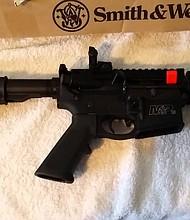 MP-15 Este es el modelo de rifle automático utilizado para asesinar a las víctimas del tiroteo en Parkland, Florida.