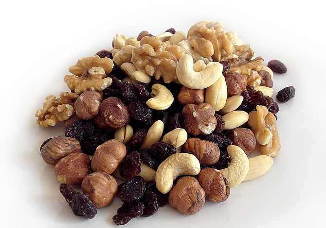 Conoce los beneficios de consumir frutos secos