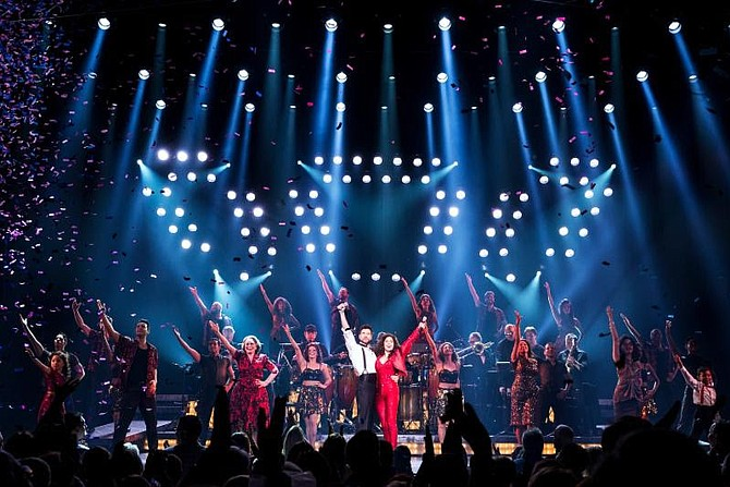 Musical On Your Feet!