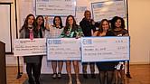 Inmigrantes latinos emprendedores recibieron ayuda de la organización EParaTodos para hacer mejorar sus pequeños negocios