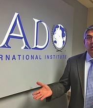 DIRECTOR. Francisco Barrera, director del Instituto Internacional Lado.