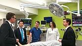 Los cirujanos trasplantaron todo el pene, el escroto (sin los testículos) y parte de la pared abdominal de un donante fallecido | FOTO: Johns Hopkins Hospital.