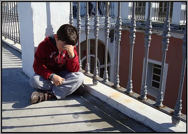 Las lesiones físicas no son tan dañinas para el bienestar del niño como las consecuencias psicológicas y psiquiátricas agudas