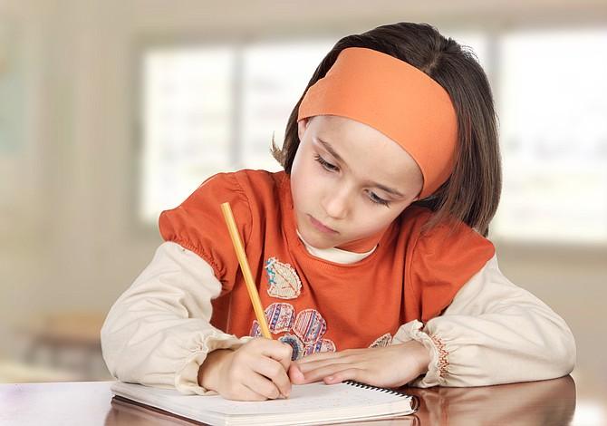 Cómo mejorar la caligrafía de los niños