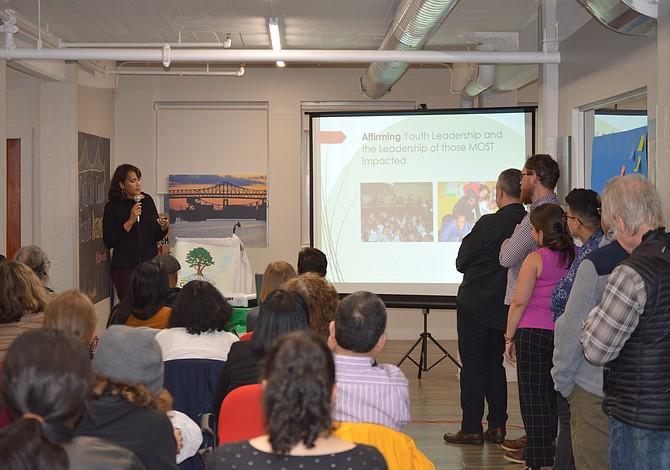 CHELSEA: Exitosa asamblea comunitaria sobre el futuro del río y alrededores