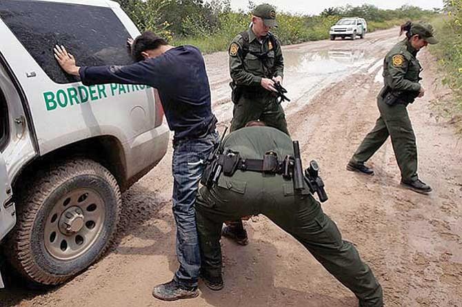 Patrulla Fronteriza paga cifras millonarias en indemnizaciones