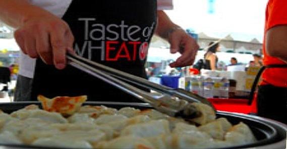 """Gastronomía. Las muestras de comida variarán en precio de $ 1 a $ 5 por """"sabor"""""""