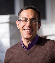 Ed Lazere, candidato por el Partido Demócrata para la presidencia del Consejo de Washington, D.C.