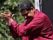 ACUERDOS. Existe un acuerdo del Departamento del Tesoro de EE.UU. que permitiría abrir casos con el régimen de Maduro en 15 naciones además de los Estados Unidos, país en donde se puede utilizar la ley federal RICO que castiga criminales, corruptos y narcotraficantes. | FOTO: EFE