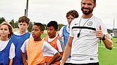 PRESTIGIO. Michael Duda (Eintracht Braunschweig) compartirá los conocimientos que le han servido para forjar una carrera como captador de talentos, entrenador y directivo en el club de la Bundesliga.