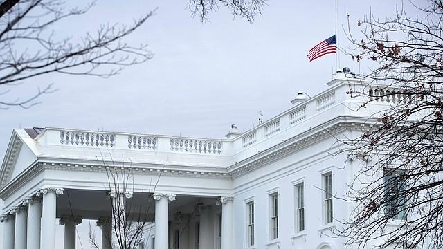 WASHINGTON. La Casa Blanca, principal centro de trabajo de la presidencia de Estados Unidos