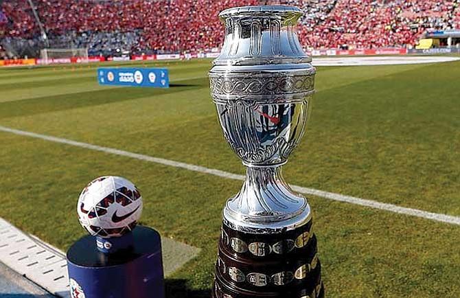 Copa América 2019 se  jugará con doce selecciones