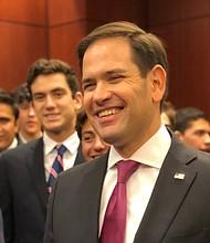 VENEZUELA. Rubio dijo que las medidas contra el régimen no serán anunciadas hasta que se tomen.