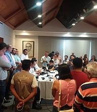 NICARAGUA. Los periodistas denunciaron acoso por parte del gobierno