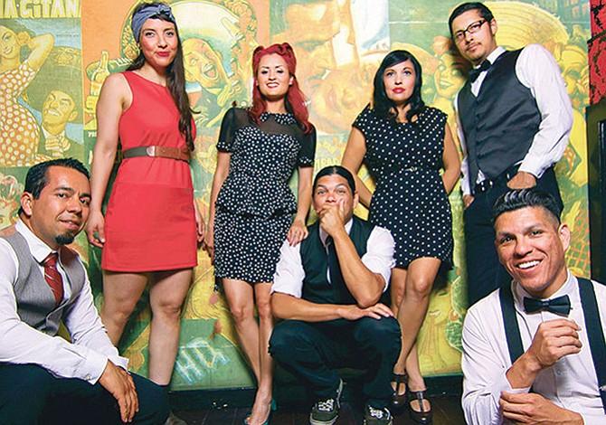 Rock Latino en The Parish