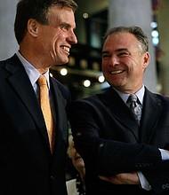POLÍTICA. Mark R. Warner y Tim Kaine anunciaron la suma de $94,819,202 en fondos federales para Virginia