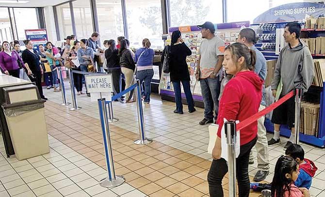 APROVECHE ESTA OPORTUNIDAD: Servicio Postal facilita el trámite de pasaportes