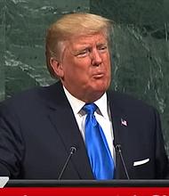 EE.UU. Presidente de EE.UU. insinúa la posibilidad de vetar a la prensa