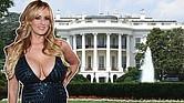 """Daniels. Su nombre verdadero es Stephanie Clifford y alega que comenzó una """"relación íntima"""" con la máxima autoridad actual de la Casa Blanca entre los años 2006 y 2007."""