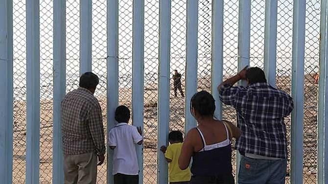Los riesgos de llegar y pedir asilo en este país
