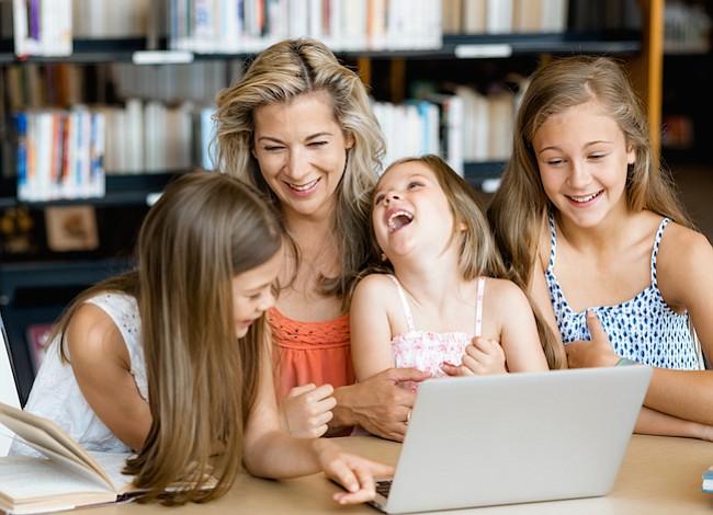 4 tecnologías que se han convertido (o podrían convertirse) en los mejores aliados de mamá