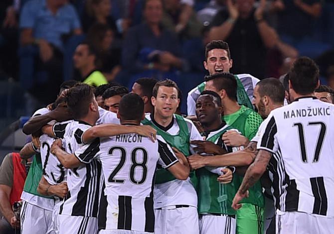 El Juventus conquista su cuarta Copa Italia consecutiva