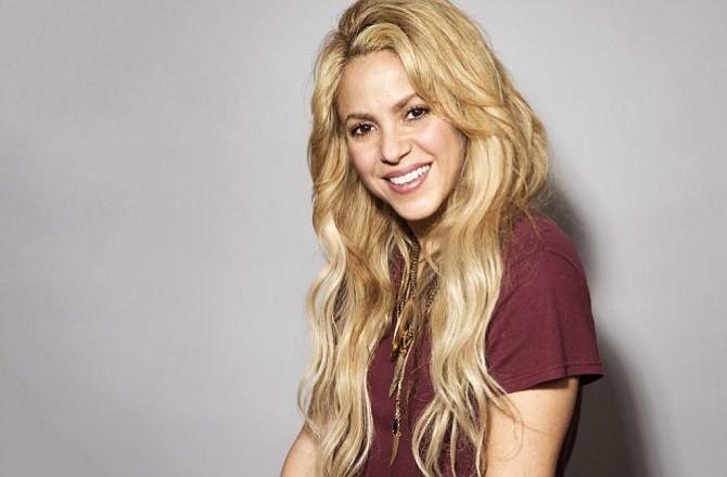 "Shakira recorrerá siete países de América Latina en su gira ""El Dorado"""