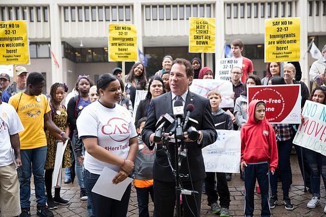 Maryland perdió un luchador por la justicia de los inmigrantes con la muerte de Kevin Kamenetz