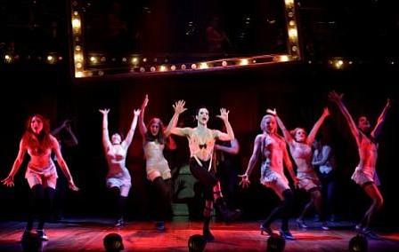 Cabaret en el New Jersey State Theatre