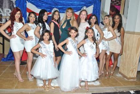 Miss República Dominicana Philadelphia 2018