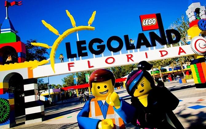 """Legoland abrirá parque temático basado en la película """"The Lego Movie"""""""