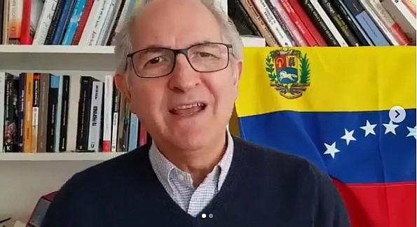 Ledezma se ha mantenido denunciado la crisis humanitaria en el exterior