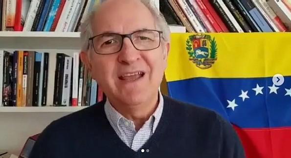 Exalcalde venezolano criticó al régimen de Maduro tras financiar un hospital en Palestina