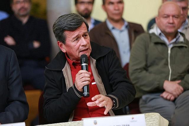 """ELN cesará fuego para generar """"condiciones favorables"""" en elecciones de Colombia"""