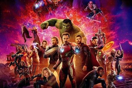 """Infinity War"" suma tres semanas como líder indiscutible en la taquilla"