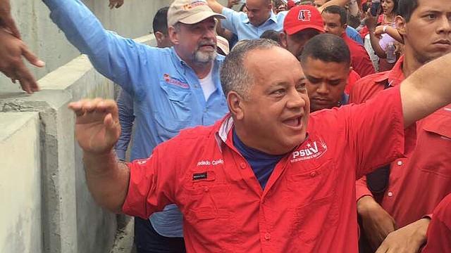 VENEZUELA. Diosdado Cabello