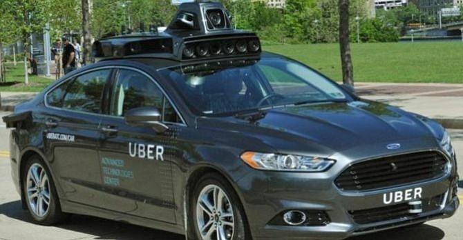 Uber abandona su programa de vehículos autónomos en el estado de Arizona