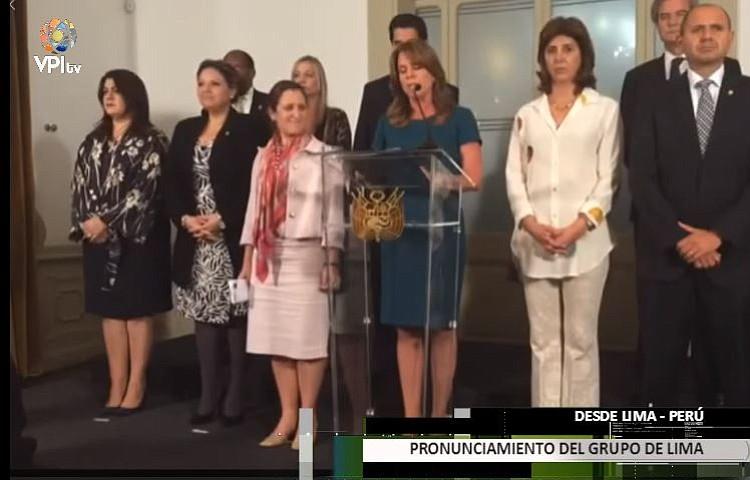 PC critica manejo de canciller Roberto Ampuero en conflicto en Venezuela