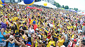 Festival Colombiano de 2014 en Suffolk Downs