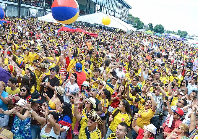 El Festival Colombiano ya tiene fecha y será en East Boston