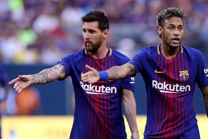 """Messi: """"Ver a Neymar en el Real Madrid sería terrible, un golpe duro"""""""