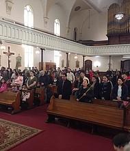 Iglesia Nuestra Señora de la Asunción en East Boston