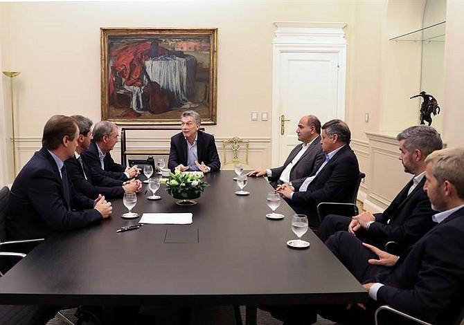 Macri: Argentina está lejos de una crisis económica como la del 2001