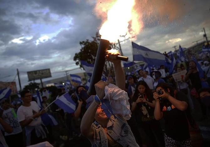 Tres muertos en Matagalpa deja represión en Nicaragua
