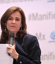 MÉXICO. Margarita Zavala anuncia en entrevista su retiro de la contienda electoral