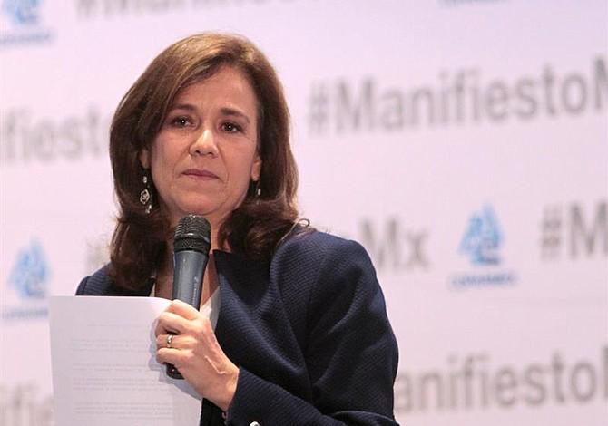 Se retira de las elecciones presidenciales mexicanas Margarita Zavala