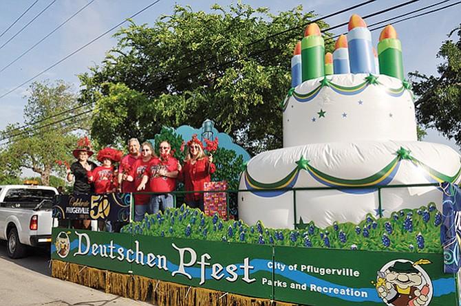 Tres días de emoción con el Deutchen Pfest