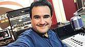 UNO MÁS. Juan Carlos Huerta era conductor del programa de radio 'Panoramas Sin Reserva'. Fue asesinado por sujetos desconocidos que lo interceptaron en una camioneta y un coche.