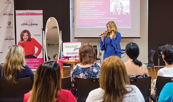 Exitoso taller femenino de empoderamiento financiero