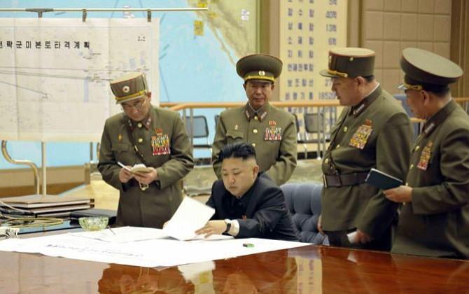 Corea del Norte plantea cancelar la cumbre con Trump por la presión de EEUU